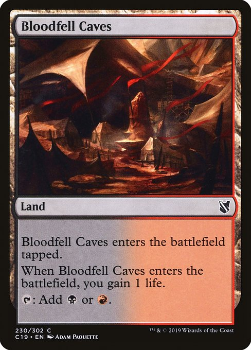 Bloodfell Caves (C19)