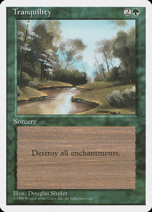 Tranquility (4ED)