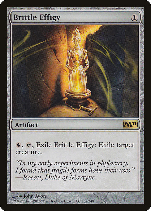 Brittle Effigy (M11)