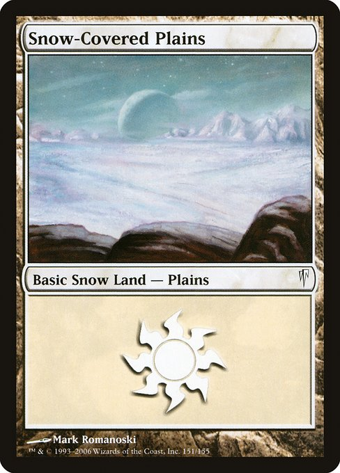 Snow-Covered Plains (CSP)