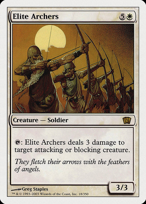 Elite Archers (8ED)