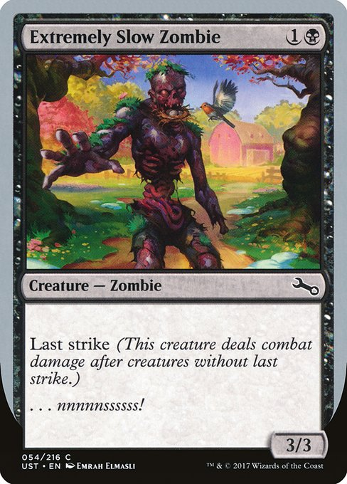 Extremely Slow Zombie (UST)