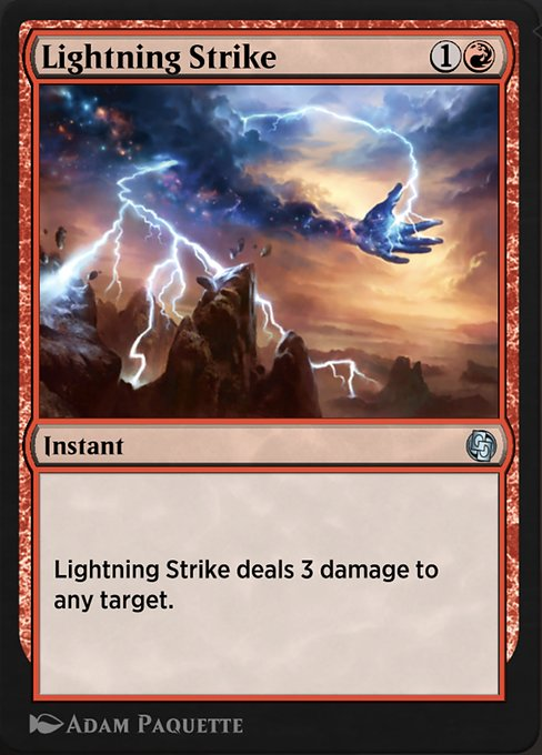 Lightning Strike (AJMP)