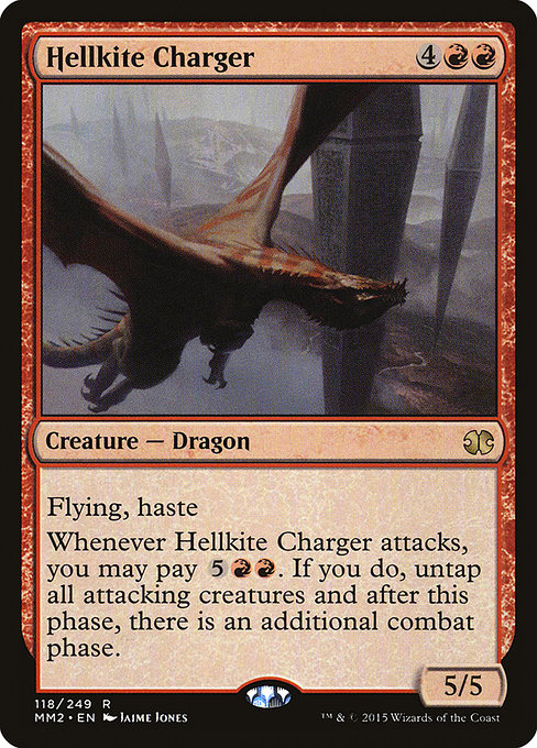 Hellkite Charger (MM2)