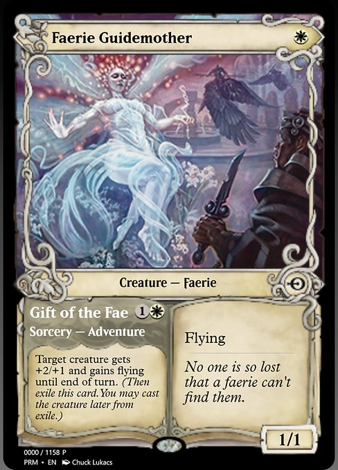 Faerie Guidemother // Gift of the Fae (PRM)