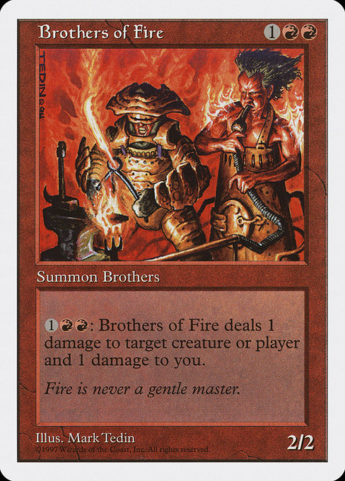 Brothers of Fire (5ED)