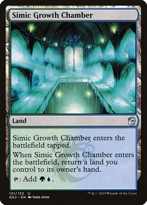 Simic Growth Chamber (GK2)