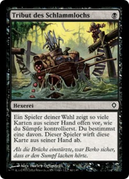 Mire's Toll (WWK)
