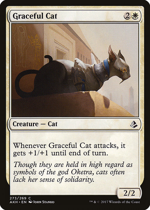 Graceful Cat (AKH)