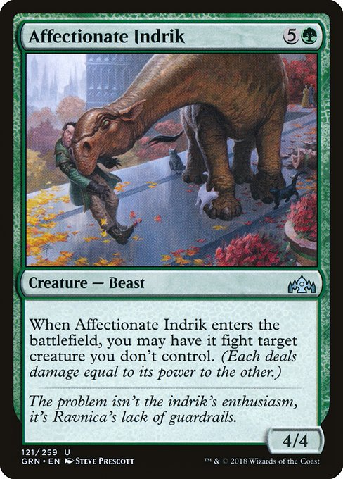 Affectionate Indrik (GRN)