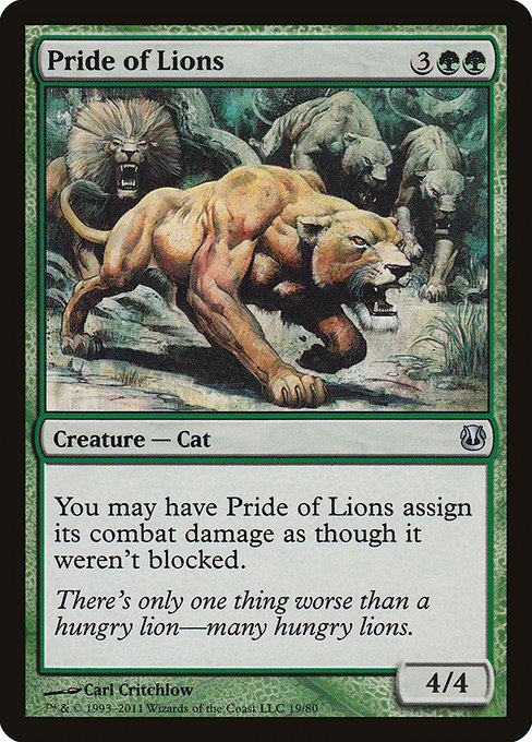 Pride of Lions (DDH)