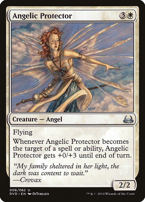 Angelic Protector (DVD)