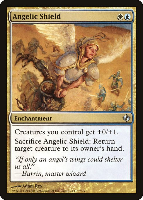 Angelic Shield (DDI)