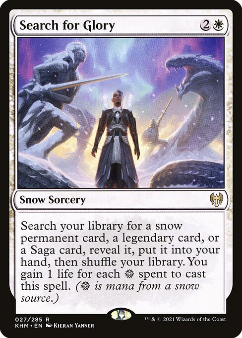 Search for Glory (KHM)