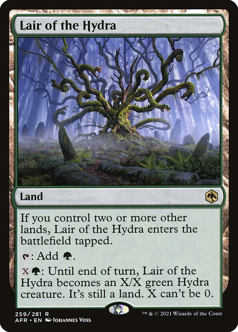 Lair of the Hydra (AFR)