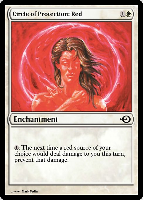 Circle of Protection: Red (PRM)