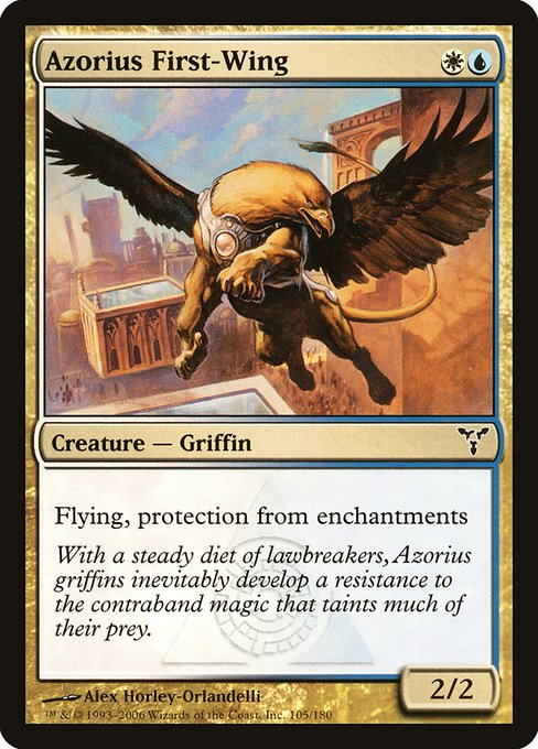 Azorius First-Wing (DIS)