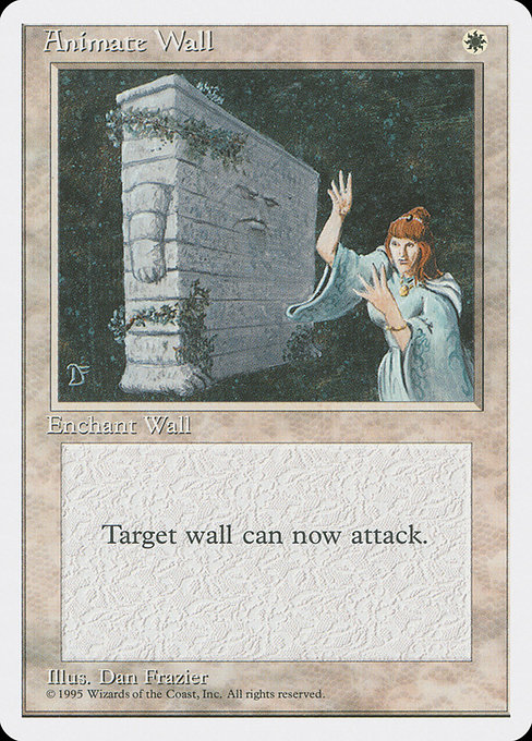 Animate Wall (4ED)