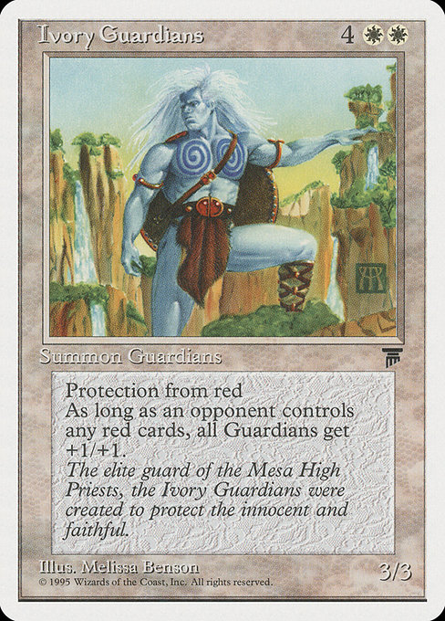 Ivory Guardians (CHR)