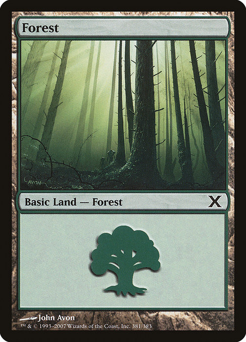 Forest (10E)