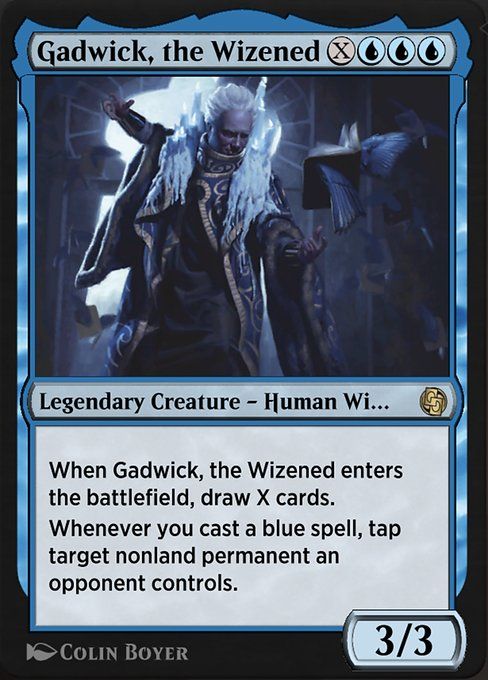 Gadwick, the Wizened (AJMP)
