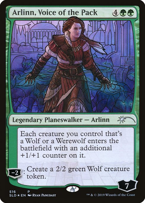 Arlinn, Voice of the Pack (SLD)