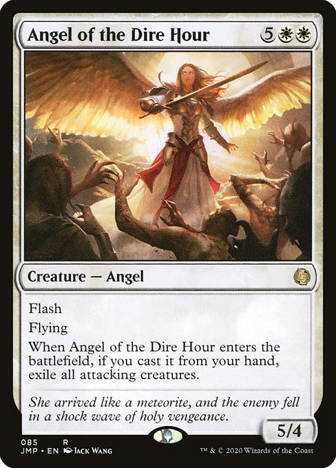 Angel of the Dire Hour (JMP)
