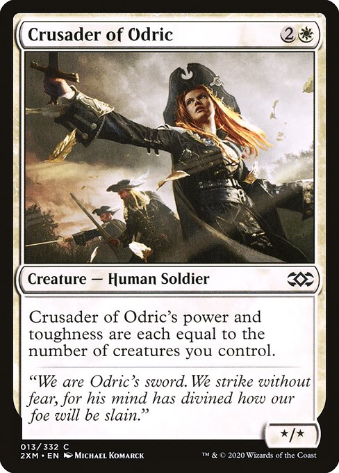 Crusader of Odric (2XM)