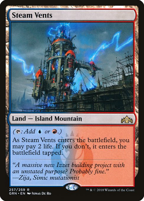 Steam Vents (GRN)