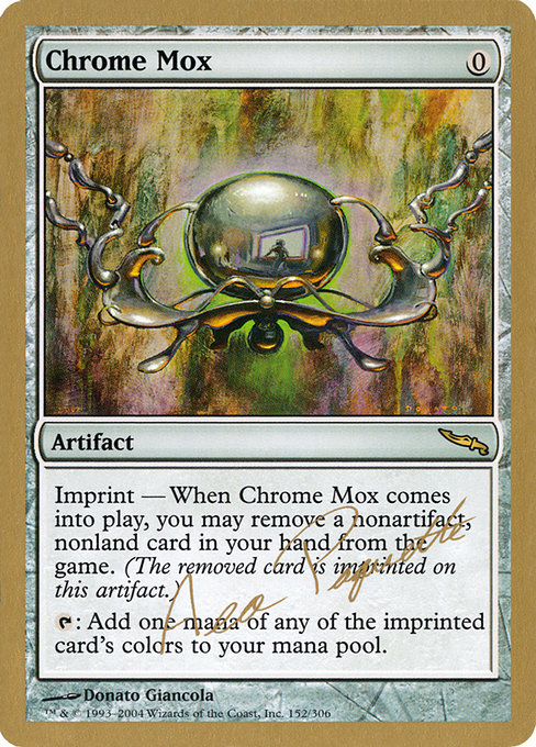 Chrome Mox (WC04)