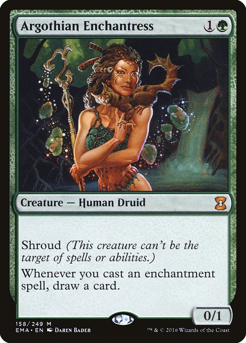 Argothian Enchantress (EMA)