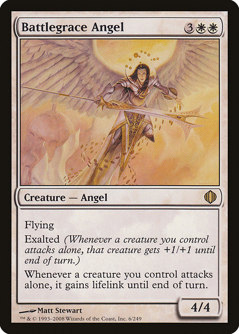 Battlegrace Angel (ALA)