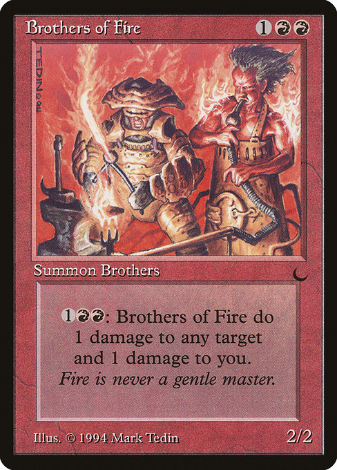 Brothers of Fire (DRK)