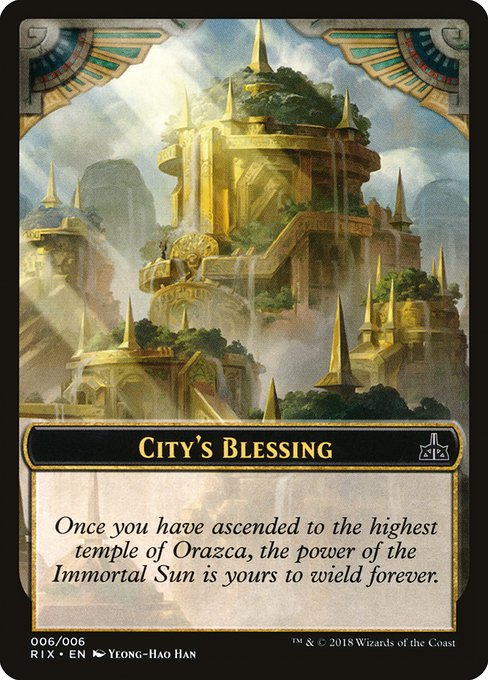 City's Blessing (TRIX)