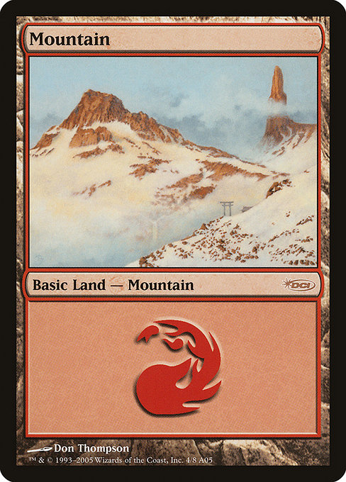 Mountain (PAL05)