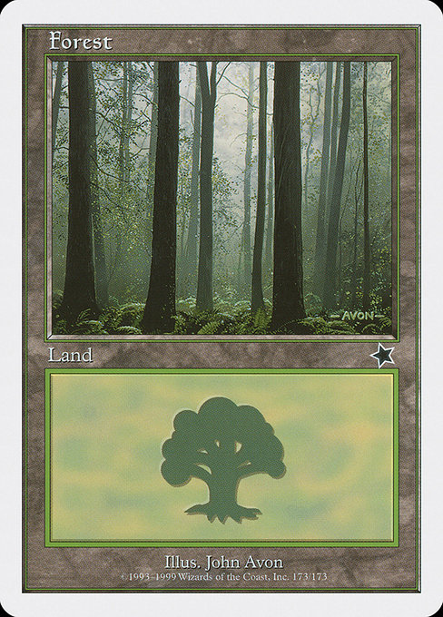 Forest (S99)