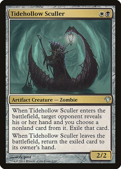 Tidehollow Sculler (MD1)