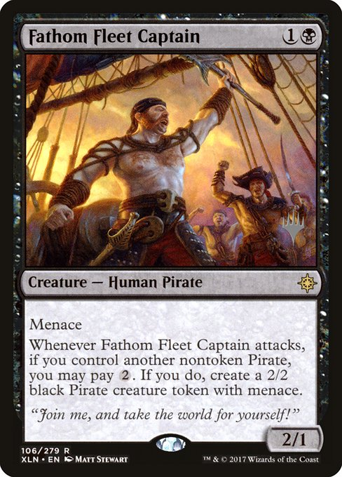 Fathom Fleet Captain (PXLN)