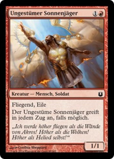 Impetuous Sunchaser (BNG)