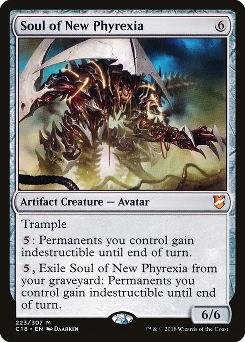 Soul of New Phyrexia (C18)