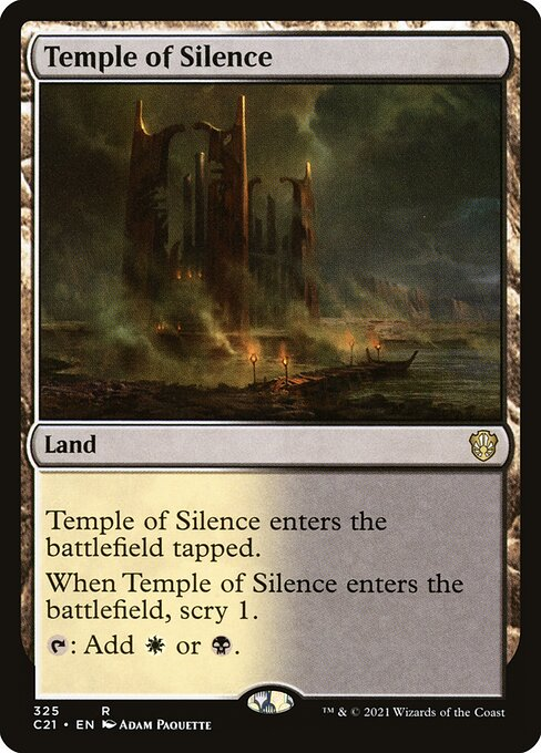 Temple of Silence (C21)
