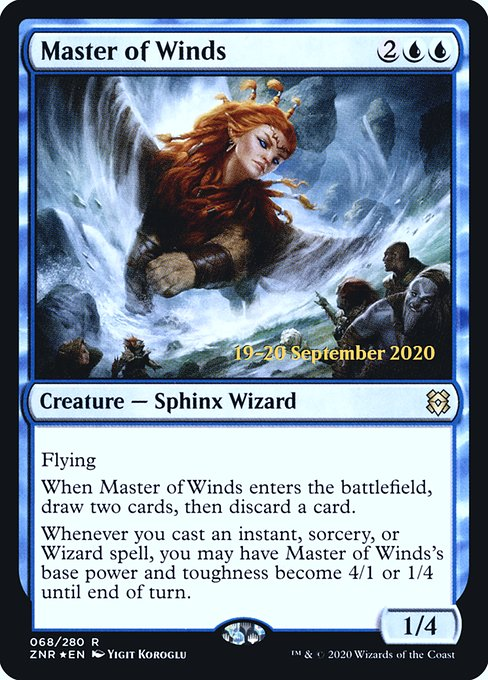 Master of Winds (PZNR)