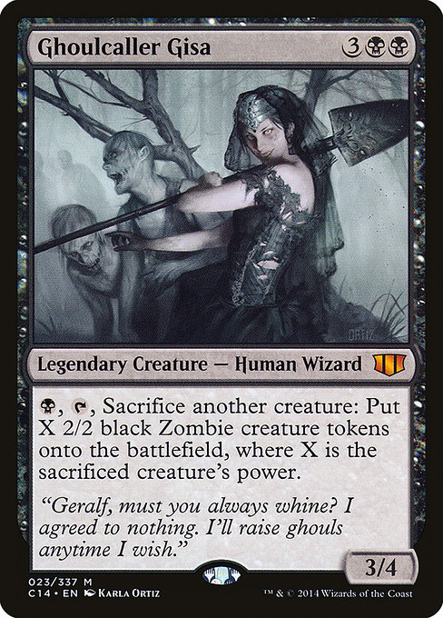 Ghoulcaller Gisa (C14)