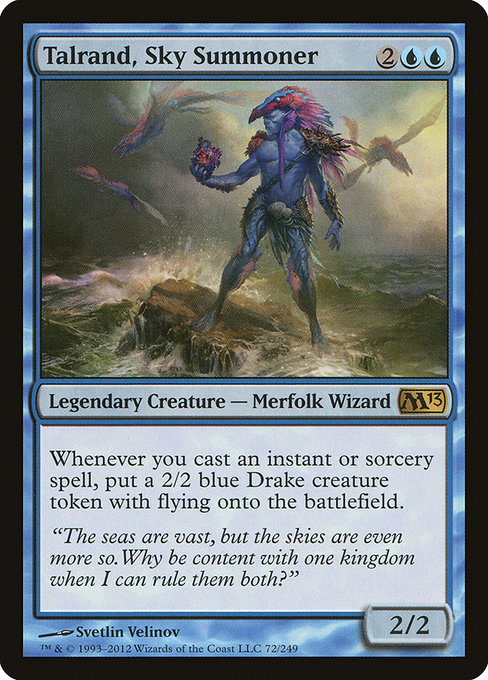 Talrand, Sky Summoner (M13)