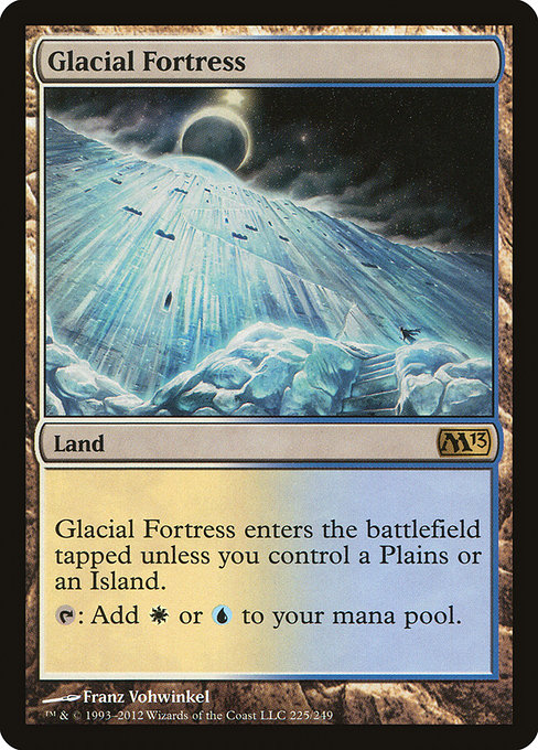 Glacial Fortress (M13)