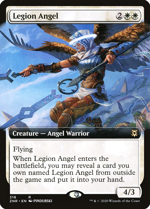 Legion Angel (ZNR)