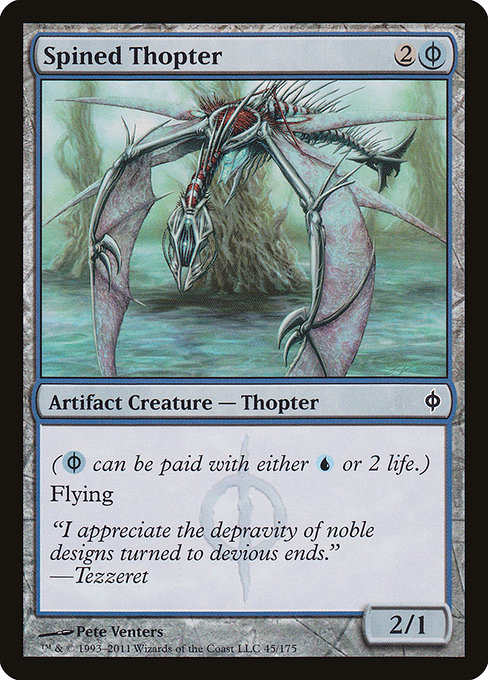 Spined Thopter (NPH)