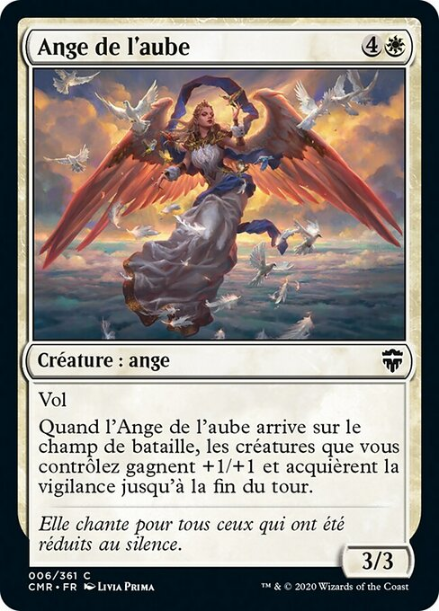 Angel of the Dawn (CMR)