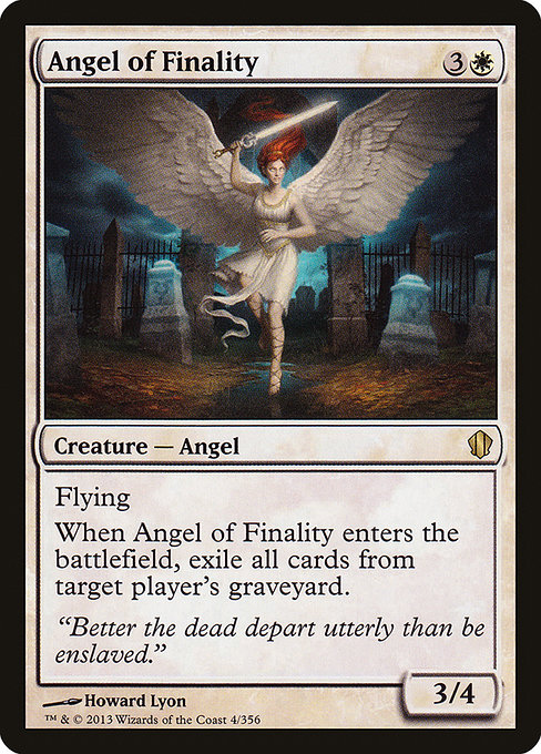 Angel of Finality (C13)