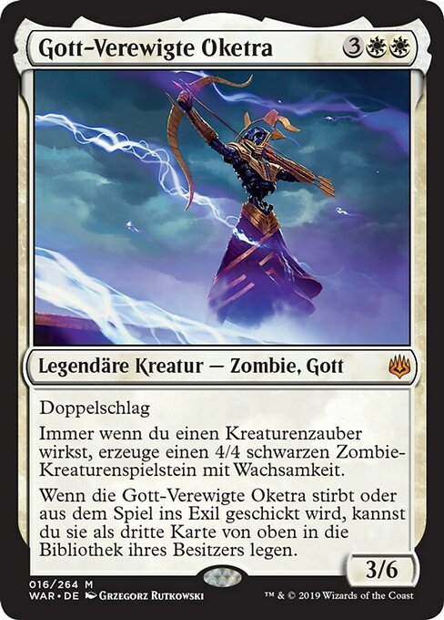 God-Eternal Oketra (WAR)